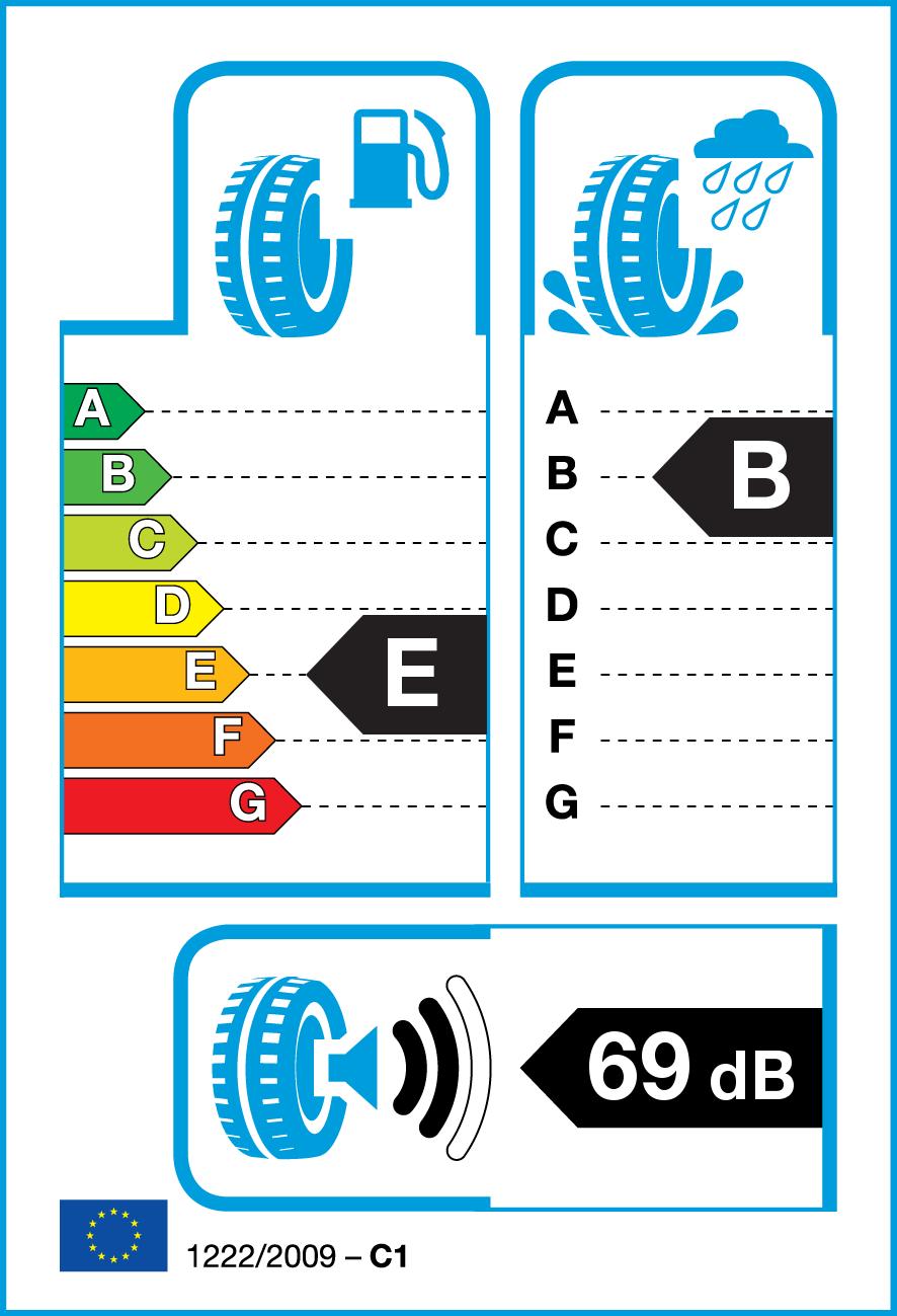 155/65R14 Michelin Energy E3B 75T