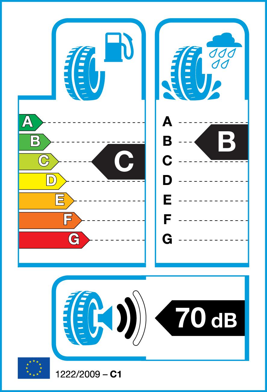 185/60R14 Toyo Proxes CF2 82H (με 1 χρόνο ασφάλεια ατυχήματος)