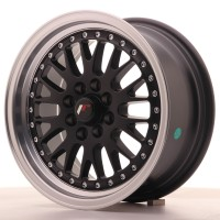 Japan Racing JR10 15x7 ET30 4x100/108 BF+ Polished