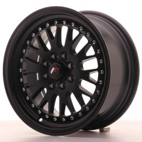 Japan Racing JR10 15x7 ET30 4x100/108 Matt Black
