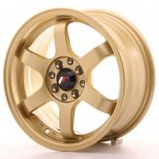 Japan Racing JR3 15x7 ET40 4x100/114 Gold