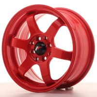 Japan Racing JR3 15x7 ET40 4x100/114 Red