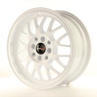 Japan Racing JR4 15x6,5 ET35 4x100/114 White