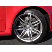 TIRES AUDI 17'' RS4
